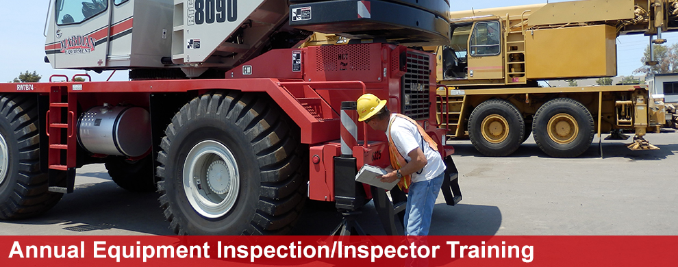 Inspection Training